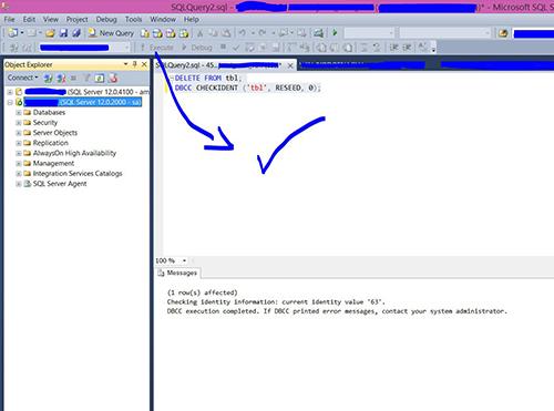 آموزش اجرا کد query